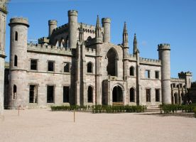 Lowther Castle 8 GothicBohemianStock by GothicBohemianStock