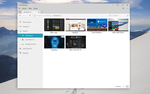 Windows 10 Concept file Explorer Light by mohammednabil97