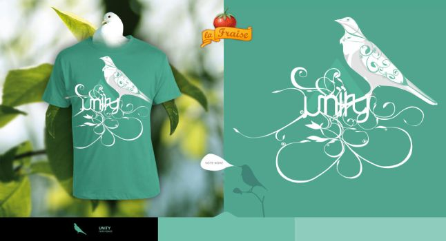 Unity - Available on LaFraise by imrik