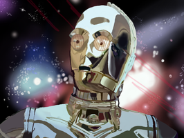 C3Po by Embresha