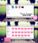 Theme for iconpackager Colors Action by Isfe