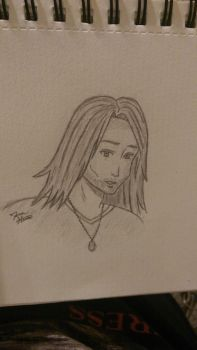 Myles Kennedy by TheRogueTurtle
