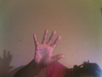 My Left Hand for Dragonlord0 by Dragonguardian253