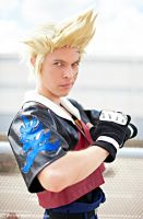 Zell Dincht Cosplay, Final Fantasy VIII .:Duel!:. by Alexcloudsquall