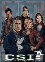 CSI The Series by juarezricci