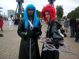 London mcm expo may 2011 Saix by SunnyLen