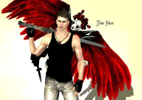 Dante... by YaninaJohnson