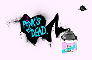 Punk...Pink is not dead. by KaotiKing