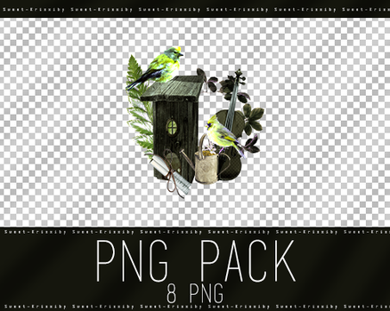 PNG pack by Sweet-Krissi (23) by ByEny