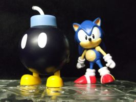 Sonic in Marios world, new friends and new enemies by forever-at-peace