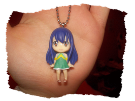 Fairy tail key ring by x-Dragonqueen-x