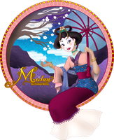 Deluxe Mulan by Annortha