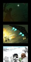 RPG Intro - storyboards II by RobertFriis