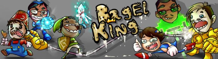Bagel King youtube banner by Jutchy