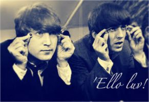 George and John by RingoLove27
