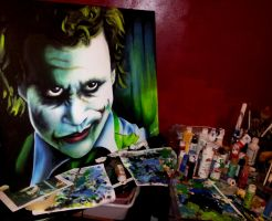 Joker Painting Tools by NeverLookBackk