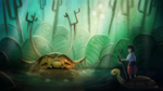 Daily Painting 726# - Color Script by Cryptid-Creations
