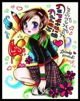 Happy Birthday Zainab (ZeyZeyStAr) 2012 by zenab-tareef