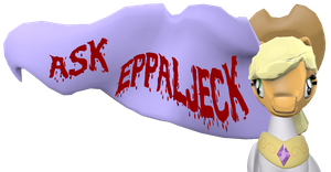 Ask Eppaljeck header by eppaljeckplz