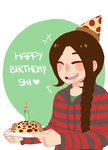 Happy B-Day Shi by KT-Division