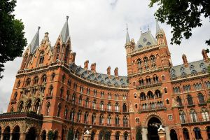 St Pancras, London - 1 by wildplaces