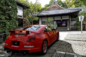 Nissan 350Z  GT5 by whendt