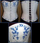 Victorian Corset by Naboo-Girl