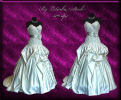 Bridal Gowns by letinhastock