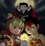 Happy Halloween by AmukaUroy