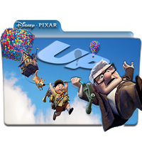 Disney Pixar Up by wchannel96