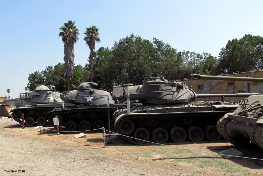 Patton Family m60m48m46 by Transportphotos