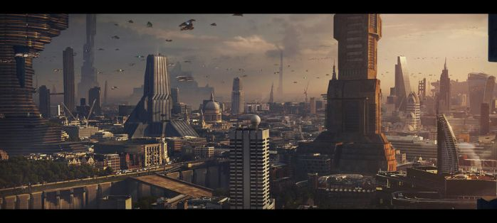 Nova city by campanoo