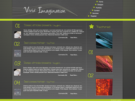 Lime Template by glors