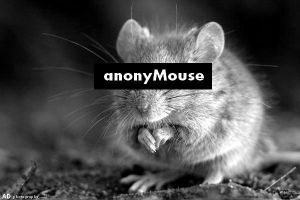 Anonymouse by AlliDzi