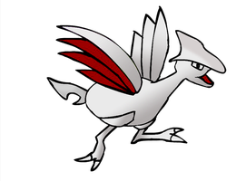 Point Commision - Skarmory by DarkFlame11