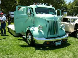 1941 Ford COE Pugly Revisited by RoadTripDog