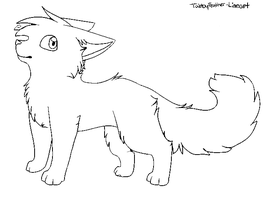 Random free to use lineart I guess by TabbyFeather
