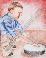 Marching to My Own Drum by daniel-w