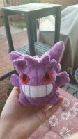 Secret Base Pokedoll Styled Gengar Plush by Vulpes-Canis