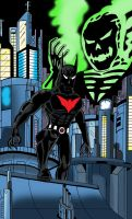 Batman Beyond by C4L