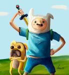 Adventure Time by LaercioMessias