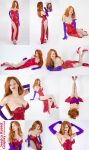 Jessica Rabbit Cosplay Pick a Pose by calgarycosplay