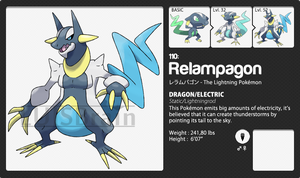 110: Relampagon by LuisBrain