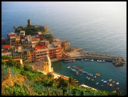Vernazza by IraMustyPhotography