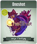 Oneshot - RPG Icon by Darklephise