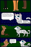 FQ Prologue-Page 11; Birdflight by skyclan199