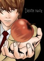Kira Death Note by nad2311