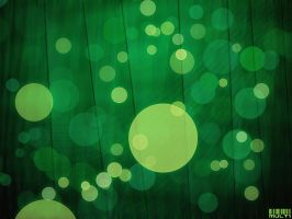 Green Desktop by mult1