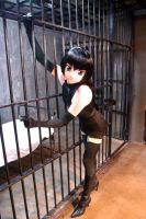 in the Cage - 2 by chocolate-array