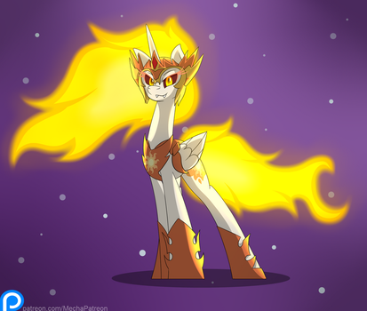 [MLP] Daybreaker by Mechanized515